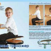 Сиденье-тренажер «Сидушка 3D» (детское) 2