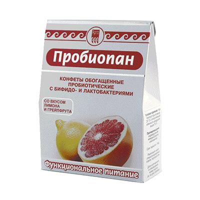 Конфеты «Пробиопан» 2