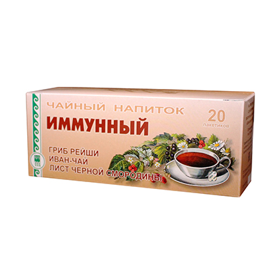 Напиток чайный «Иммунный» 1
