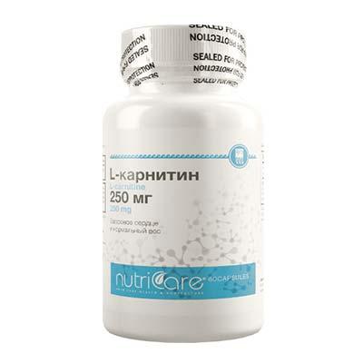 L-Карнитин 250 мг 1