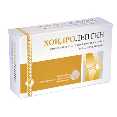 Хондролептин