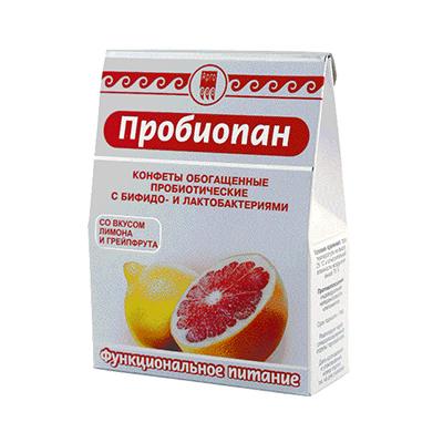 Конфеты «Пробиопан» 1